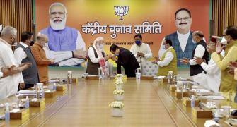 BJP CEC meets to finalise candidates for Assam, Bengal
