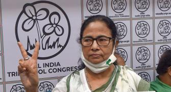 I stick to my words: Mamata to contest from Nandigram