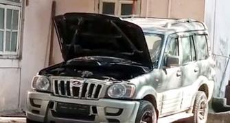 Ambani scare: SUV owner wrote to CM before death