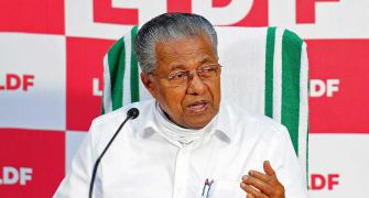 Pinarayi Aims For The Stars