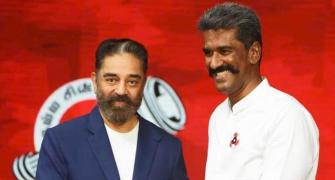 Betrayer, says Kamal Haasan as party VP quits