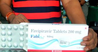 FabiFlu is most sold drug in India during Covid surge