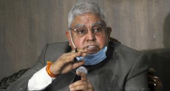 Don't come back: TMC tells Bengal Guv visiting Delhi