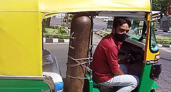 Meet Bhopal's Auto Ambulance Hero