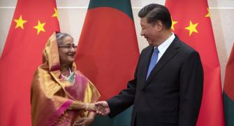 China gets tough with Bangladesh