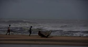 Tauktae, season's first cyclone forms over Arabian Sea