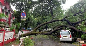 'Tauktae' now very severe cyclonic storm