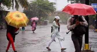 Tauktae: Rains lash Mumbai; local train services hit