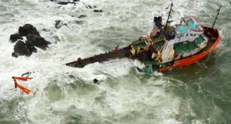 Tauktae: 2 barges with 410 on board adrift off Mumbai