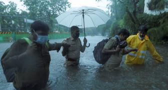 Tauktae: Strong winds, heavy rains lash Mumbai
