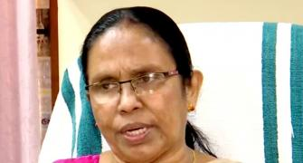 Pinarayi cabinet: K K Shailaja out, son-in-law in