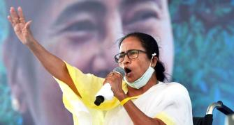 ELECTION RESULTS: Mamata, Stalin, Vijayan lead