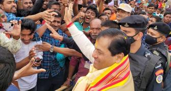 People blessed us, BJP to retain power: Sonowal