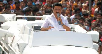 M K Stalin: Emerging from Karunanidhi's shadow