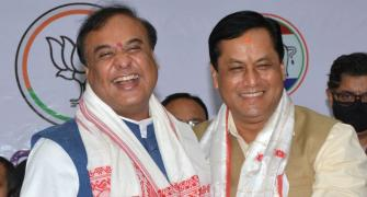Himanta Biswa Sarma to be next Assam CM