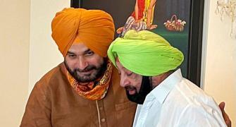Navjot Sidhu: Trojan in Punjab Congress or rescuer?