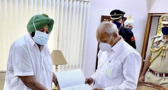 'Humiliated' Amarinder Singh resigns as Punjab CM
