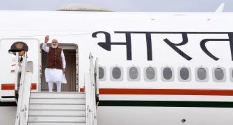 Modi's flight avoids Afghan airspace, Pak gives nod