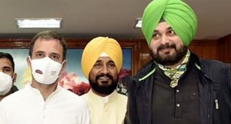 Cong's Punjab face-saver: Sidhu to stay as PCC chief