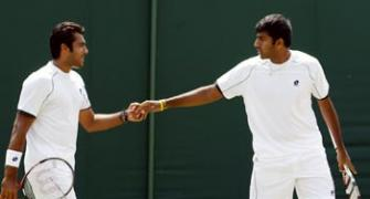 Bopanna-Qureshi stun Bryan brothers in quarters