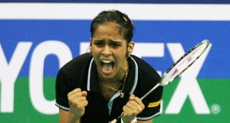 Saina, Lee top buys at Premier Badminton League auctions