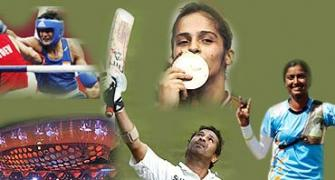 2010: Golden year for Indian sport
