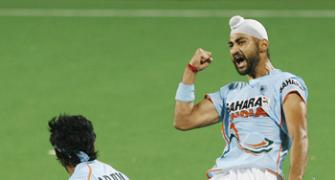 Sandeep Singh recalled to Hockey squad
