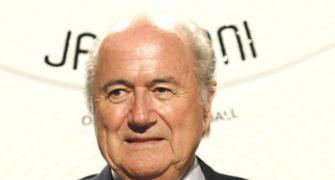FIFA chief Blatter apologises for referee errors