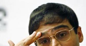 Vishy Anand speaks exclusively to Rediff.com