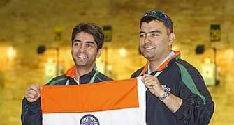 Olympic champion Bindra, Narang to lead India's charge