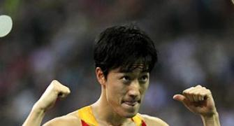 Liu Xiang banishes memories of Beijing misery