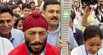 CWG: Milkha upset over OC ignoring former athletes