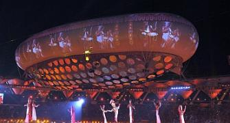 India forgot the future at the Commonwealth Games opening