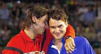 Federer is still the man to beat: Nadal