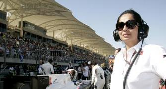 Meet India-born Monisha: F1's first female MD