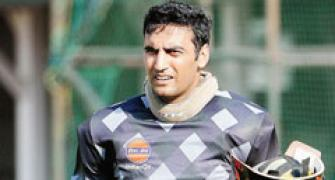 Former India goalie Singh says exclusion one-eyed