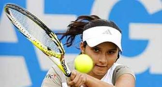 Sania-Vesnina in French Open doubles final