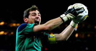 Goodbye St Iker - Spain legend Casillas hangs gloves
