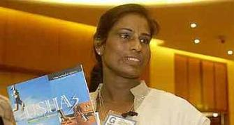 PT Usha backs government on passing National Sports Bill