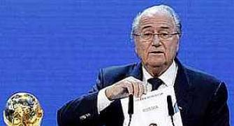 Call for Blatter's head over racism comments