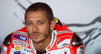 Rossi retirement denied after Simoncelli death