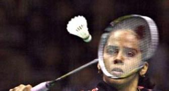 Saina cautious at French Open Super Series