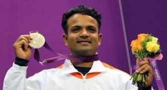Olympic medallist Vijay Kumar undergoing law training