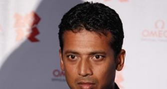Suspension of IOA punishing to Indian athletes: Bhupathi
