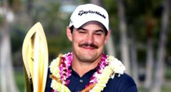 American Wagner wins Sony Open by two shots