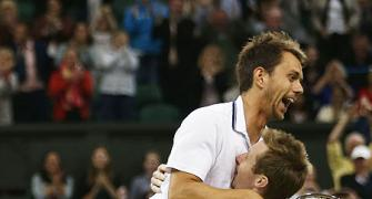 Marray fever hits Wimbledon after doubles success