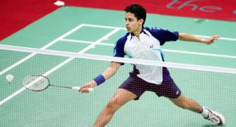 PIX: Kashyap the saving grace on gloomy day for India