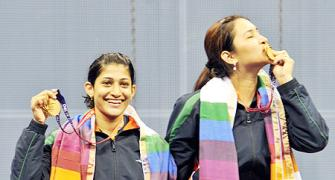 'With some luck, we can win medals in badminton'