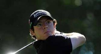 FACTBOX - World number one golfer Rory McIlroy