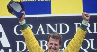 Down memory lane: The best and worst of Schumacher